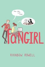 The best YA book of 2013 according to Mary Lou Cover AKA as Fangirl